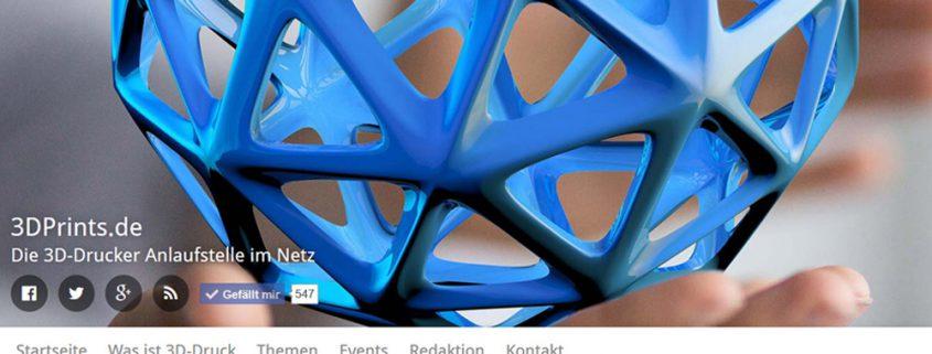 3D-Drucker-Blog: -teilige 3D-Druck-Serie von Frank Manhillen