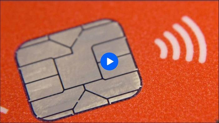 """RFID Blocker / NFC Blocker / Schutzkarte: Im SWR-Beitrag """"Vorsicht Verbrechen"""" vom 3.9.19 sehen Sie wie der Betrug von statten geht"""