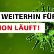 Corona-Virus: Plastikkarten Produktion läuft weiter in unserer Digitaldruckerei in Rutesheim (nahe Stuttgart)