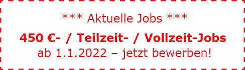 Aktuelle Jobangebote aus der Spezialdruckerei für Plastikkarten-Produktion, UV-Offsetdruck, Digitaldruck, Lentikulardruck in Rutesheim Stuttgart - mehrere 450 €- / Teilzeit- / Vollzeit-Jobs ab 1.1.2022
